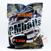 Бойлы Minenko PMbaits Big Pack Boiles Soluble Plum 26mm 3 кг.