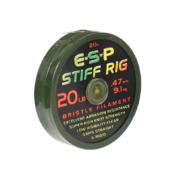 Поводковый материал ESP Stiff Rig Filament 20lb