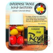 Искусственная плав. кукуруза Enterprise Tackle Classic Popup Sweetcorn Range- Monstr Crab Corn Yello