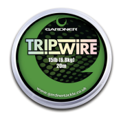 Поводковый материал жесткий Gardner Trip Wire — Chod Link 25lb 11.3kg Clear