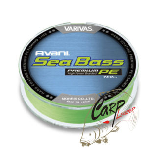 Шнур плетеный Varivas Avani Sea Bass Premium PE 150 m 1.2