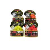 Бойлы плавающие Fun Fishing Fluo Pop-Up Orange-Monster Crab 90gr 16mm