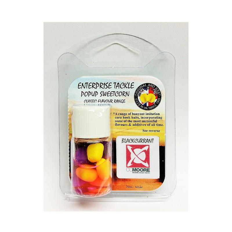 Искусственная плав. кукуруза Enterprise Tackle Classic Popup Sweetcorn Range — CC Moore Blackcurrant