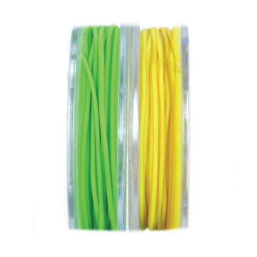 Маркерная нить Gardner Marker Elastic Yellow 8m