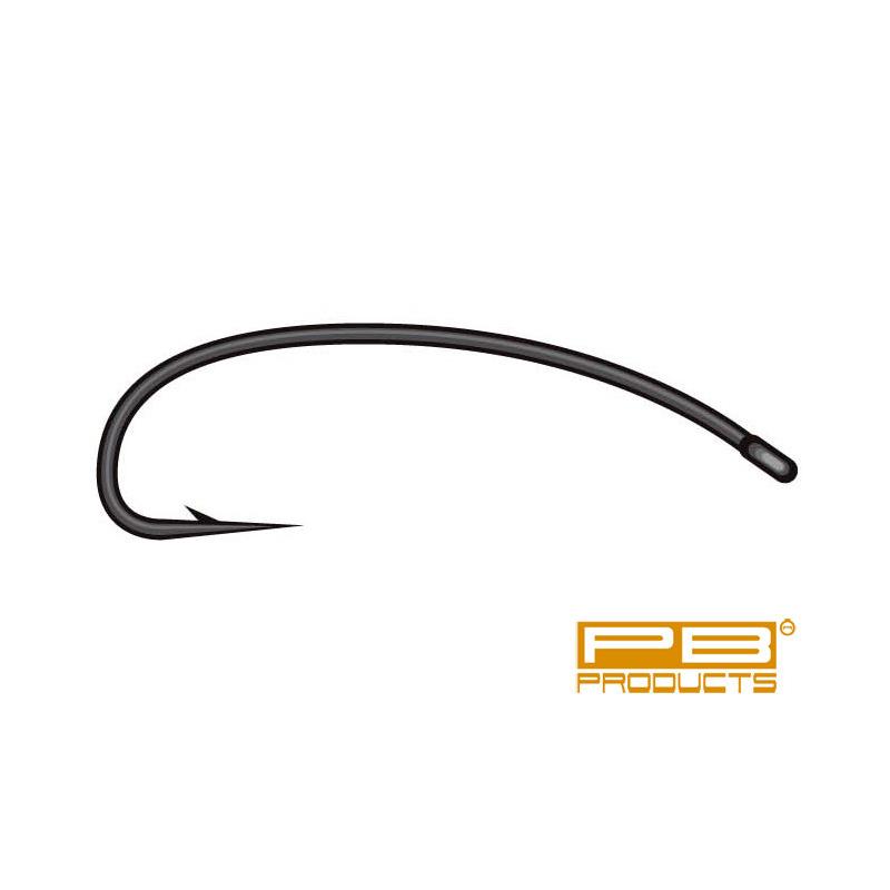 Крючки PB Products No Escape Long Shank Hooks № 4 DBF 10шт