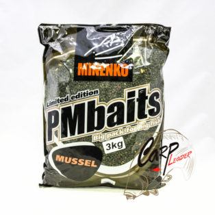 Прикормка Minenko PMbaits Big Pack Carp Mussel
