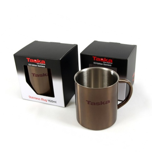 Термокружка Taska Stainless Steel Mug 350ml