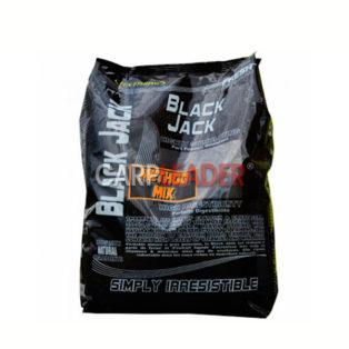 Прикормочная смесь Fun Fishing Method Mix Black Jack 2.5 kg