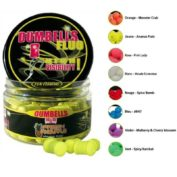Бойлы плавающие Fun Fishing Fluo Dumbells Rouge Salmon & Tuna 10 & 15mm 90g