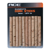 Трубочка для тигровых орехов ACE Cork Sticks 6mm x 10