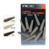 Конус для клипсы ACE Lead Clips Tail Rubber - silt