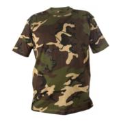 Футболка Avid Carp T- Shirt — Camouflage — L