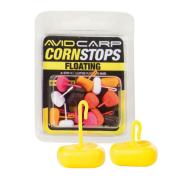 Стопор Кукуруза для карповой насадки короткий Микс Avid Carp