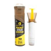 ПВА сетка-чехол в тубе Avid Carp Pocket Stick System 22
