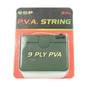 ПВА нить ESP PVA String 9ply