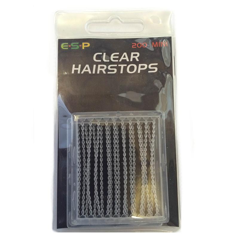 Стопор ESP Hairstops mini Clear