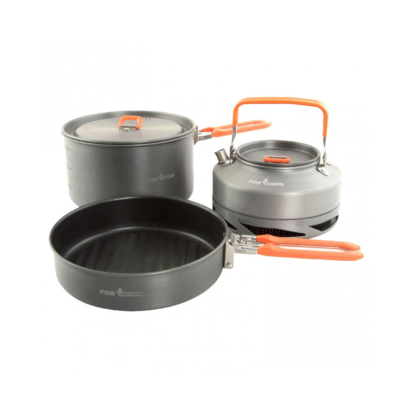 Набор посуды Fox Cookware Set — 3pc Medium Set