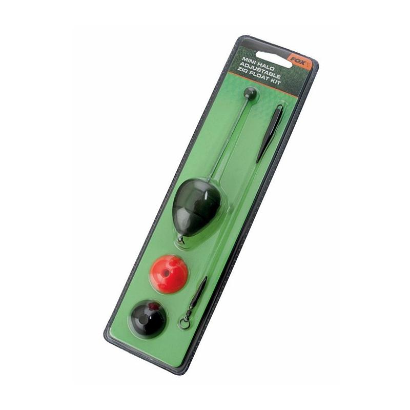 Комплект акс-ров для оснастки Fox Mini Halo Zig Kit Zic Rig