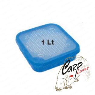 Коробка д/наживок малая Trabucco XPS Maggot Box 1Lt.
