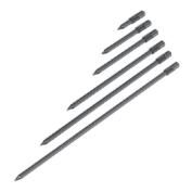 Стойка для удилища телескопическая Fox Black Label Bankstick 9in-23cm