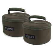 Чехол для перевозки посуды Fox Royale Cookset Bags — Standard 3pc Cookset