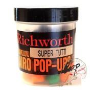 Бойлы плавающие Richworth Airo Pop-Up 14 mm Super Tutti