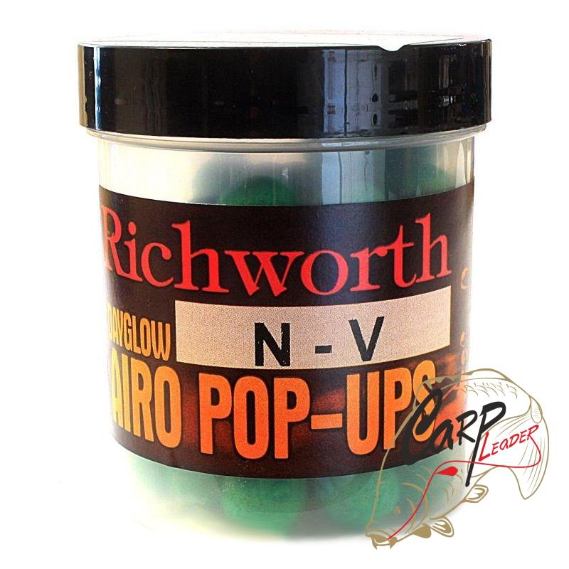 Бойлы плавающие Richworth Airo Pop-Up 14 mm N-V