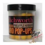 Бойлы плавающие Richworth Airo Pop-Up 14 mm Pineapple Hawaiian