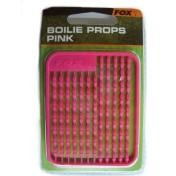 Стопор для бойлов Fox Boilie Props Pink
