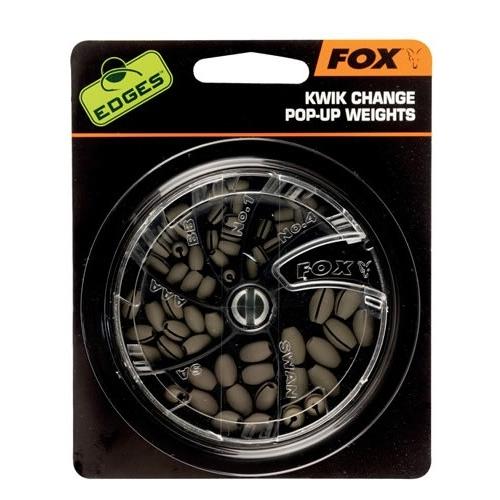 Набор съемных грузил для поп ап Fox Kwik Change Pop Up Dispense