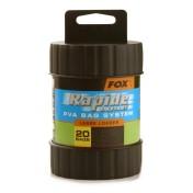 ПВА набор пакеты с воронкой в тубусе Rapide Loader Kit 75mm X 175mm