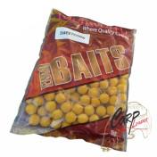 Бойлы Richworth Euroboilies 20 mm 1 kg Sweetcorn