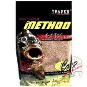 Прикормка Traper 00112_ Method Mix Hemp 1кг