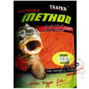 Прикормка Traper 00113_ Method Mix Shrimp 1кг