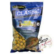Бойлы Fun Fishing Classic — Bouillettes — 2kg — 15mm — Ananas Frais