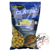 Бойлы Fun Fishing Classic — Bouillettes — 2kg — 15mm — Ananas Frais