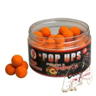Бойлы плавающие Fun Fishing Pop-Up 90gr 16mm Flott Ecstasy Peach & Pepper