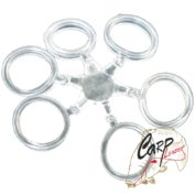 Набор силикон.бандажей K-Karp XTR Baitg Bands L/10mm