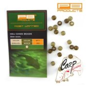 Бусина для оснастки Вертолет PB Products Heli-Chod Beads Gravel/Weed 20шт