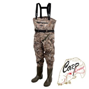 Вейдерсы PROLogic Max5 Nylo-Stretch Chest Wader w/Cleated 44/45 — 9/10