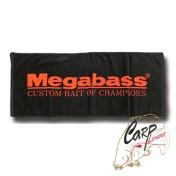 Полотенце Megabass красное