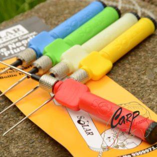 Игла насадочная Solar Boilie & Stop Needle- Yellow
