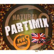 Прикормка зерновая смесь Chapel Baits Parti Mix — Natural 2.5kg