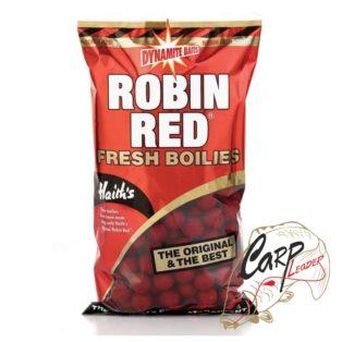 Бойлы Dynamite Baits 10 мм. Robin Red 1 кг.