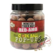Бойлы плав. Dynamite Baits 15 мм. Red-Amo Cork Ball