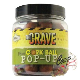 Бойлы плав. Dynamite Baits 15 мм. The Crave Cork Ball