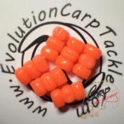 Искусственная плавающая приманка Evolution Corn Ball Stacks Orange 6 шт