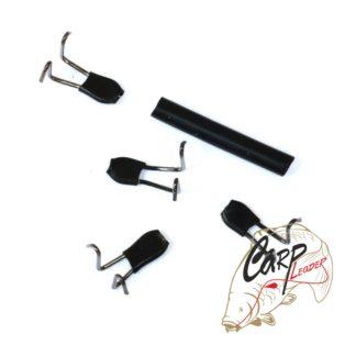 Фиксаторы для силиконовых приманок Hayabusa EX902 M Trailer Lock 4 шт