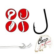 Крючки Gamakatsu Hook G-Carp Specialist №1
