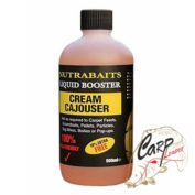 Ликвид Nutrabaits Liquid Cream Cajouser 500 ml